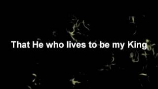 Aaron Shust - My Savior, My God (Lyrics)