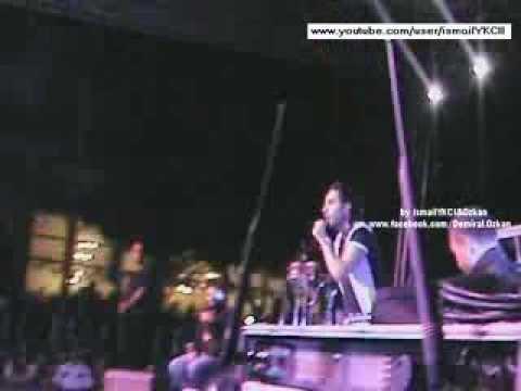 İsmail YK Bas Gaza Kastamonu İnebolu Konseri 24.08.2013