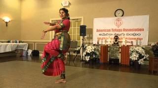 Prathyusha Dance ATA Part1