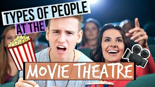 Annoying people at THE MOVIES!