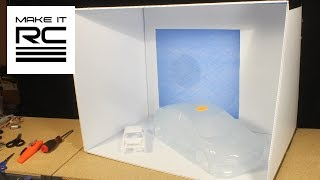 Quick, Simple, and Cheap Airbrush Spray Booth Build