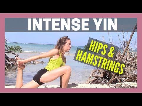 Xxx Mp4 Intense Yin Yoga Hips Hamstrings Deep Stretch 30 Min 3gp Sex