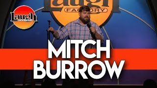 Mitch Burrow | Support Some Troops | Laugh Factory Stand Up Comedy