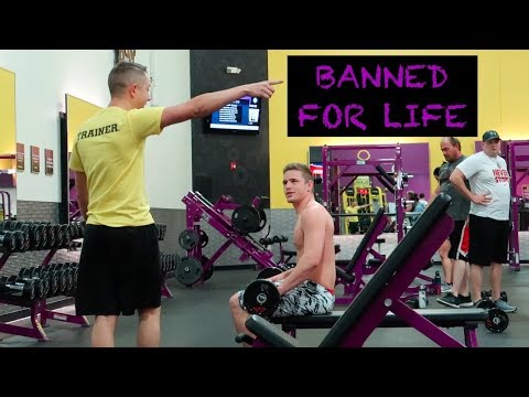 Xxx Mp4 Breaking All The Rules At Planet Fitness Gone Wrong 3gp Sex