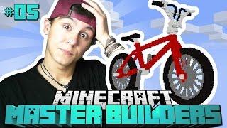 Er hätte einen HASEN bauen sollen?! - Minecraft Master Builders #05 [Deutsch/HD]