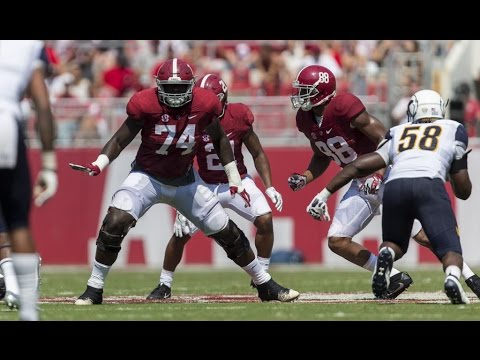 Cam Robinson pretty sure he s NFL draft first round pick