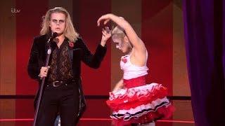 The X Factor UK 2018 Giovanni Spano Live Shows Round 3 Full Clip S15E19