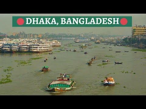 BANGLADESH IS INCREDIBLE Exploring Dhaka