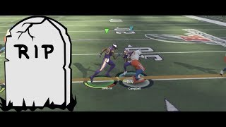 TRUCKED INTO HIS GRAVE! Madden 18 MUT Squads Funny Moments Episode 1