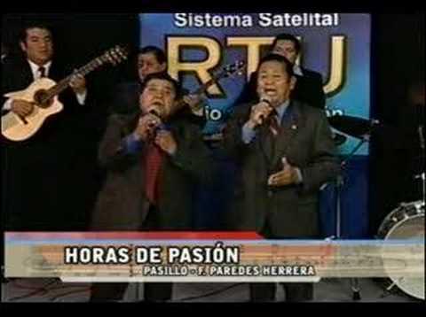 Duo Ayala Coronado Los Reyes del Yaravi