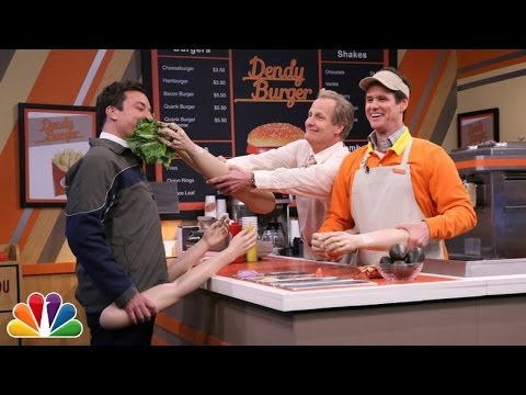 Real People Fake Arms with Jim Carrey and Jeff Daniels