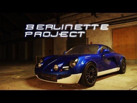Teaser BERLINETTE : ISAT Project !