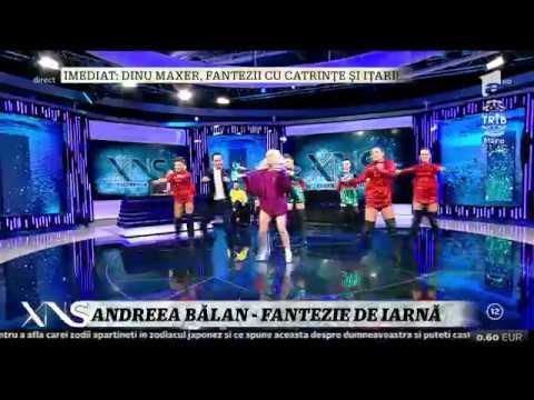 Xxx Mp4 ANDREEA BALAN FANTEZIA DE IARNA XtraNightShow 3gp Sex
