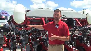 Two planters, one machine: introducing Case IH's new 2140 Early Riser
