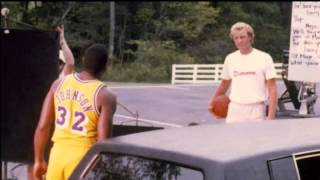 Magic & Bird - A Courtship of Rivals HD Basketball Documentary