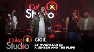 Coke Studio PH: Gigil by Moonstar88 X Jensen and the Flips