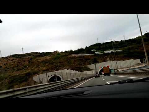 Tünelden geçiş
