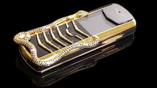 Top 10 Most Expensive Mobile Phones In The World 2018
