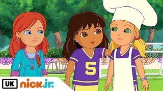 Dora and Friends | Soccer Chef | Nick Jr. UK