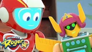 Space Ranger Roger | Fix The Broken Toys | 2017 Cartoons For Children | Cartoons For Kids