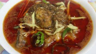 BEEF NAHARI(Restaurant style)نهاری