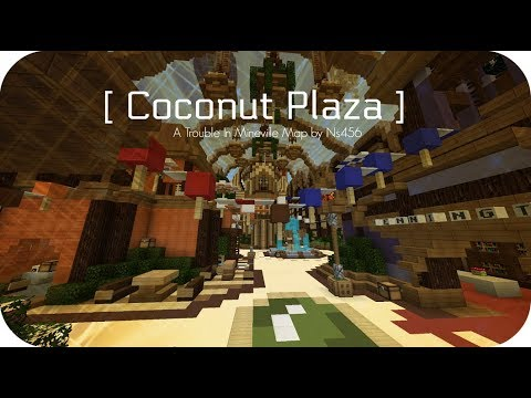 Coconut Plaza Cinematic Trailer [TIMV Map] [1080p60fps]