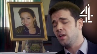 A Funeral Tribute Done Right   Shameless