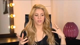 Shakira talks Beyonce...