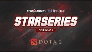 Secret vs TnC Game 3   | SL i-League StarSeries S3 2017 | Team Secret vs TnC Gaming