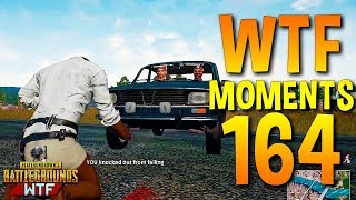 PUBG Funny WTF Moments Highlights Ep 164 (playerunknown