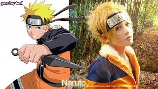 Anime Characters In Real Life