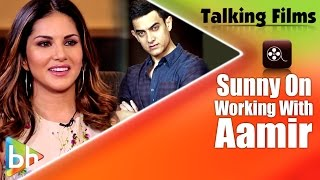 Sunny Leone Breaks Silence On Aamir Khan's Comment, Bhupendra's Interview