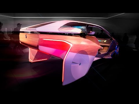 Inside the Future of Cars BMW CES 2017