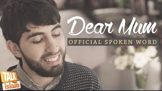 #DearMum | Spoken Word | Official Video