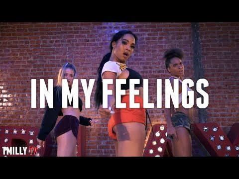 Download Lagu In My Feelings | Drake | Aliya Janell Choreography | Queens N Lettos MP3