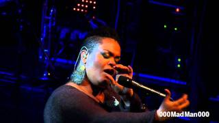 Jill Scott - He Loves me - HD Live at Bataclan, Paris (6 Dec 2011)