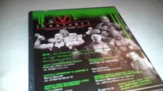 Review catch : WWE vengeance 2006 + DVD bonus francais