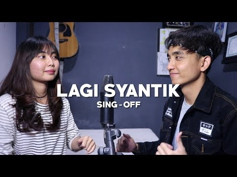 Siti Badriah - Lagi Syantik (SING-OFF) Reza Darmawangsa VS Salma