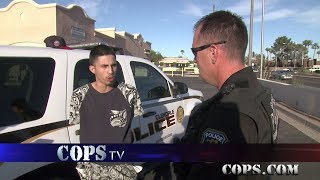 Felony Freestyle, Officer Mark Lindsey, COPS TV SHOW