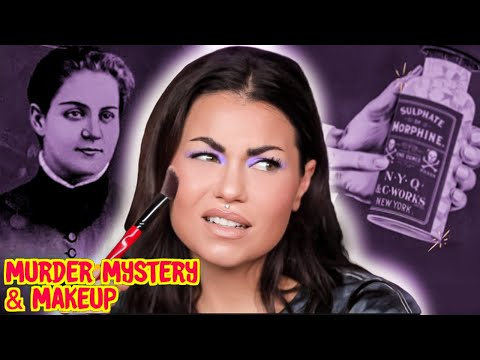 Jolly Jane The Angel Of Death Went on A Poisoning Spree Mystery & Makeup GRWM Bailey Sarian