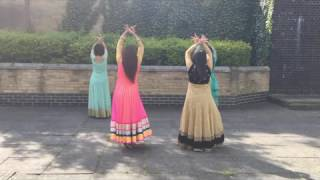 Preeti mishra cham cham dance video