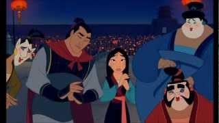 Don't Be Shy (Cat Stevens) - Disney (Dedicated to graceedna)