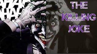 Batman: The Killing Joke (2016)   Spoilercast