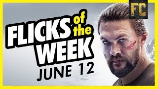 Flicks of the Week #7 | Good Movies to Watch on Netlfix, Amazon Prime & HULU | Flick Connection
