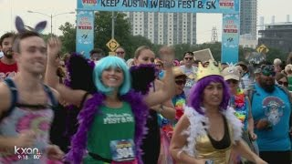 Fest, 5k and costumed runners, walkers celebrate keeping Austin weird