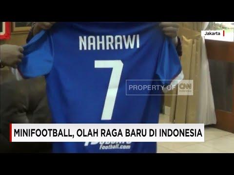 Minifootball Olahraga Baru Di Indonesia