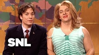 Drunk Girl: Holiday Advice - Saturday Night Live