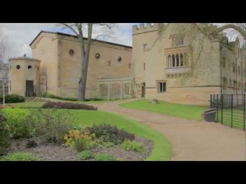 Tour Magdalen College University of Oxford