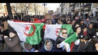 شهادة  تاجر من تيزي وزو حول الأحداث الأخيرة في الجزائر