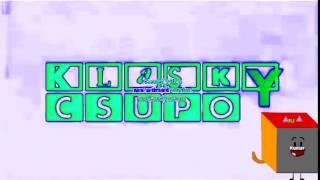 Klasky Csupo No Music Enhanced with Electronic Sounds 2.0